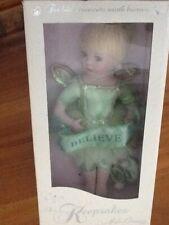 Marie Osmond Doll * Keepsake * Tinkerbell Hand signed by original Tb , M. Kerry
