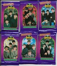 1993 Beatles Collection Trading Cards 6 Pack lot sealed/mint The River Group