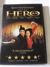 """Jet Li """"Hero� New Dvd"""