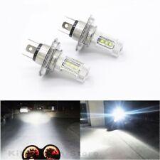 100W CREE LED Headlights for Suzuki GSXR 1000 2001 2002 6000K White