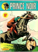 PRINCE NOIR ¤ COLLECTION TELE JUNIOR ¤ 10/1979 TF1