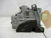 Door Lock Front Left Rhd Right - Hand Drive Actuator Zv Audi Tt (8J3) 2.0 TFSI
