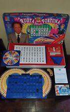 Gioco La ruota della fortuna della MB, originale anni 90