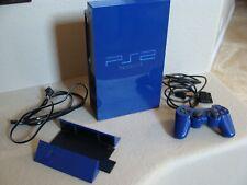PlayStation 2 European Automobile Color Collection ASTRAL BLUE US VERSION RARE