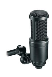 Audio-Technica AT-2020 Studio Microphone - NEW - FREE DELIVERY
