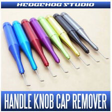 HEDGEHOG STUDIO Fishing Reel Handle Cap Remover Bearing Pin Remove Repair Tool