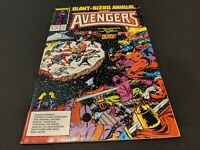 AVENGERS Annual #16 Captain America Marvel Iron Man Moon Knight Thor