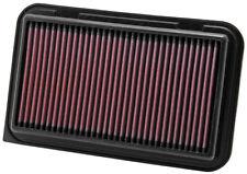 K&N Replacement Air Filter for Suzuki Swift Mk4 1.2i VIN. TSM.. (2010 > 2017)