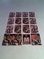 *****Greg Sutton*****  Lot of 16 cards.....5 DIFFERENT / Basketball