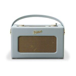 Roberts Revival iStream3 Portable Retro Smart Digital Radio - Duck Egg
