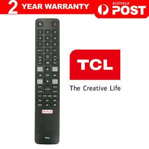 Original TCL TV Remote RC802N ARC802N YUI1 For 65C2US 75C2US 43P20US NETFLIX NEW