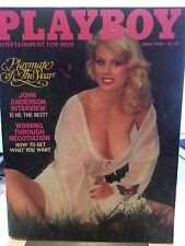 Play Boy (June 1980) [Playmate Of The Year - Dorothy Stratten]