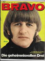 BRAVO Nr.42 vom 10.10.1966 Small Faces, Who, John Lennon, Ringo Starr, Troggs...