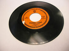 "The MARKETTS Batman Theme / Richie's Theme 7"" vinyl 45 rpm"