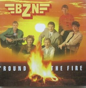 BZN - ROUND THE FIRE  - CD