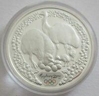 Australien 5 Dollars 2000 Olympia Sydney Emu 1 Oz Silber