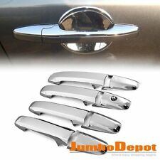 Fit for 2006 2007 2008 2009 2010 2011 Honda Civic Chrome Side Door Handle Cover