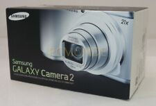 Retail Samsung Galaxy Camera 2 Touch Screen 21x Zoom 4.8-in 16.3MP WiFi White