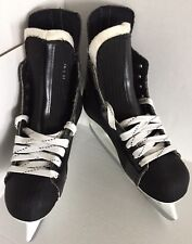 Bauer Skates Size 6 1/2 D Ice Hockey Custom 99 CanStar with 10 in Blades Vintage
