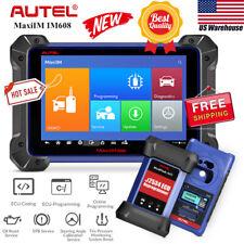 Autel MaxiIM IM608 Car Diagnostic Tool Active Test FULL System Scan ECU KEY IMMO