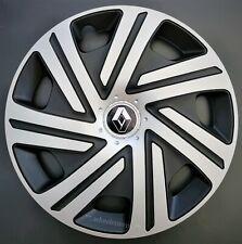 """Set of 4x14"""" Wheel Trims for Renault Clio,Kangoo,Twingo,Megane"""