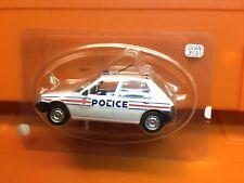 DIV4.   NOREV 1/43 POLICE PEUGEOT 205  DIV-2/3