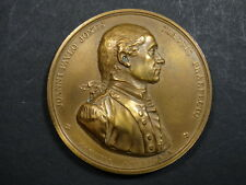 JOHN PAUL JONES BRONZE MEDAL Capture of Serapis Award 22 years US Naval Reserve