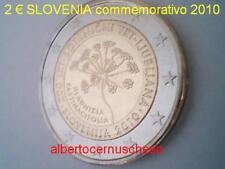 2 euro 2010 SLOVENIA Lubljana Slovenie Slovenija Словения Slowenien Eslovenia
