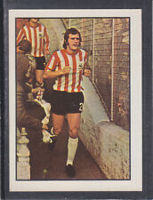 Panini Top Sellers - Football 73 - # 268 Len Badger - Sheffield United