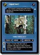 Star Wars CCG Endor DS Rare Tempest Scout 2