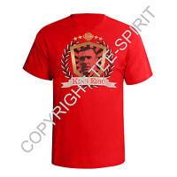Eric Cantona Legend Mens Man Utd King Eric Football T-Shirt T176
