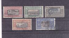 H856-REGNO-1923 MANZONI SERIE USATA