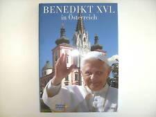 BENEDIKT XVI. IN ÖSTERREICH STYRIA JOSEF RATZINGER