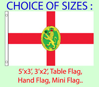 Hand Flag,Table Flag.Free P/&P Gambia Flag Choice of Polyester 5x3/' 3x2/'