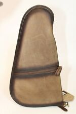 Sts Ranchwear New Forman Collection Leather Zip Around Large Pistol Case Bag
