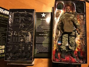 Sideshow G.I. Joe 1/6 First Stalker Exclusive Used Complete