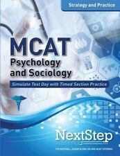 MCAT Psychology and Sociology: Strategy and Practice (Paperback)