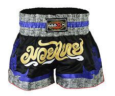 Maxx Muay Thai Fight Shorts MMA Grappling Kick Boxing Trunks Martial Arts UFC T1