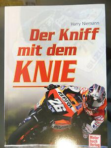 Harry Niemann: Der Kniff mit dem Knie - Motorbuch Verlag