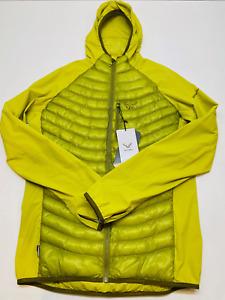 Dynafit Traverse Primaloft Jacket Mens Medium green