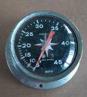 Vintage Airguide Sea Speed Speedometer Boat Speedometer Marine Parts Or Restore