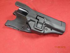 Blackhawk Ctj0001 Belt Holster Right Hand Glock 9m 17 19 22 Dps Police Duty wear