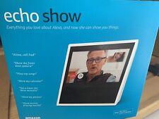 Amazon Echo Show (1st Generation) Smart Speaker with Alexa Assistant - WhiteBNIB