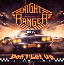 Night Ranger - Don't Let Up (Deluxe CD+DVD Digipak Limited Edition)