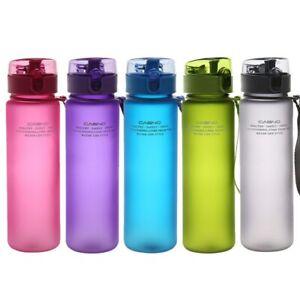 High quality Water Bottle 560ML Tour Outdoor Sport Leak Proof Seal School Water