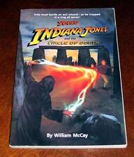 Young Indiana Jones and the Circle of Death (Young Indiana Jones, Book 3)