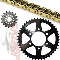 SunStar 520 Conversion RTG1 O-Ring Chain 16-43 Sprocket Kit 43-3329 for Kawasaki