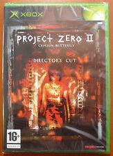 Project Zero II Crimson Butterfly Director's Cut, XBOX & 360, Pal-España ¡NUEVO!