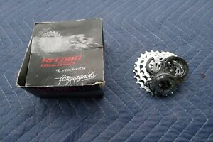 Campagnolo Record 8 Speed Cassette 12-23 8s CS99-RE0823 12-23