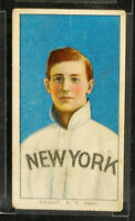1909 - 11 T206 JACK KNIGHT HIGHLANDERS/YANKEES PIEDMONT BACK